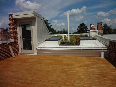 building rooftop deck images