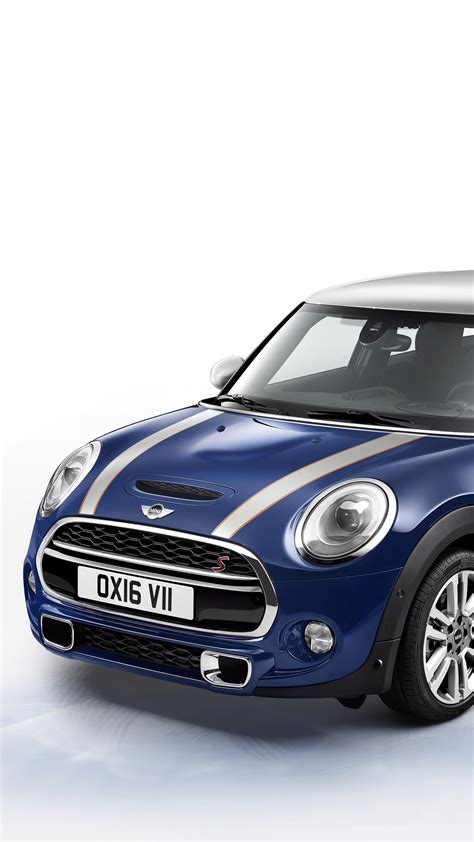 Mini Cooper 5 Door Backgrounds by Wallpaper Mini Cooper S 5 Door Seven Blue Cars Bikes
