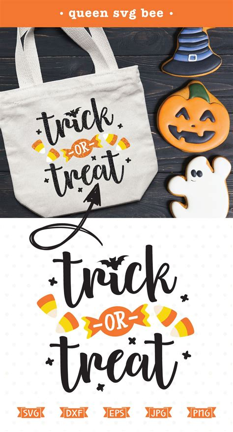 Now, the halloween stranger things special takes us back to the days before season 1. Trick or Treat SVG | Halloween bags, Trick or treat bags ...