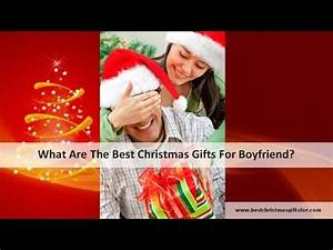 What Are The Best Christmas Gifts For Boyfriend
