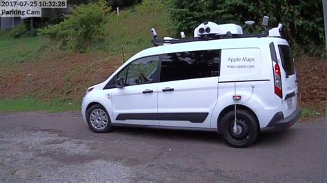 Apple Maps Van Spotted In North Versailles Youtube