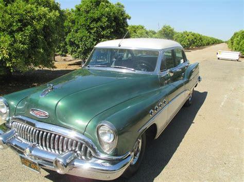 1953 Roadmaster Buick by 1953 Buick Roadmaster For Sale Visalia California