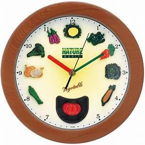Pendule De Cuisine Moderne : pendule cuisine ~ Carolinahurricanesstore.com Idées de Décoration