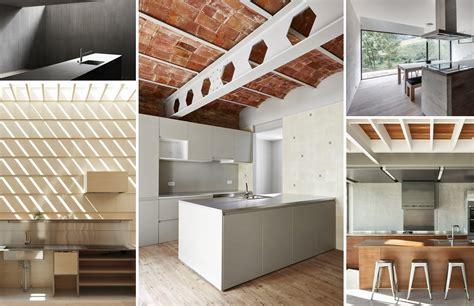 en detalle cocinas plataforma arquitectura