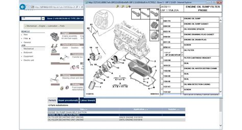 Peugeot Parts Catalogue + Service / Repair Sedre 2014