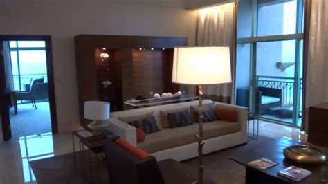 Penthouse Suite At The Reef At Atlantis Bahamas Youtube