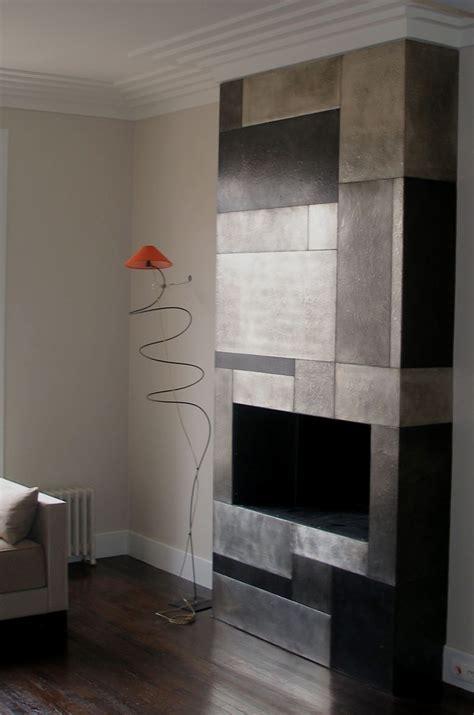 habillage mur interieur en habillage mur interieur 2 chemin233e en m233tal 233tain d233coration murale decorateur roytk