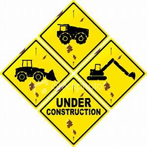 Construction Signs - ClipArt Best