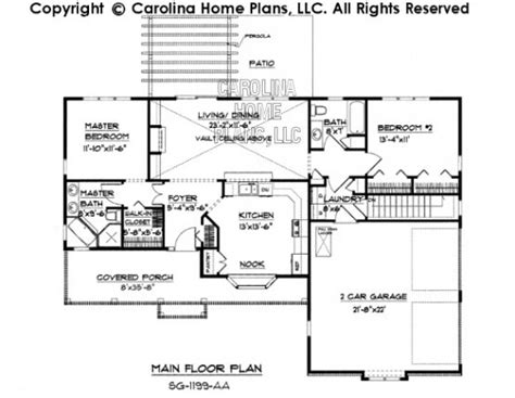 luxury small ranch home floor plans  home plans design