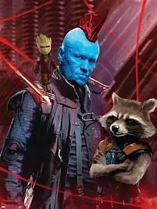 Guardians of the Galaxy: Vol. 2 - Groot, Yondu, Rocket ...