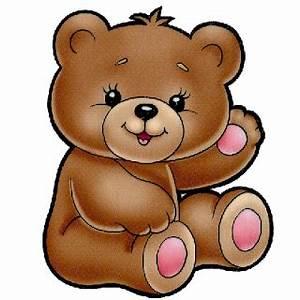 Cute Baby Brown Bears - Cute Cartoon Bear Images