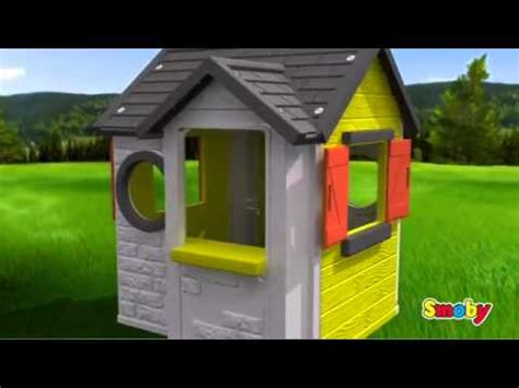 smoby  house childrens garden playhouse kids play home