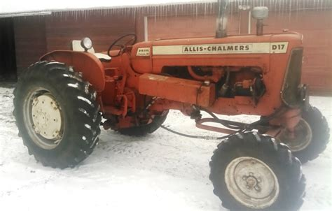 d17 diesel for sale price reduced allischalmers forum