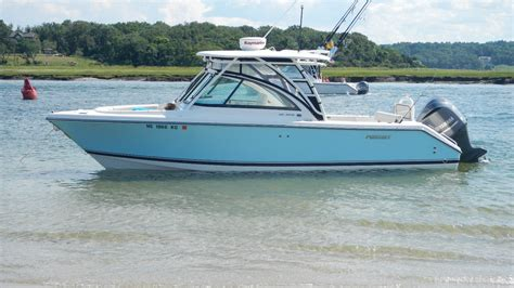 Pursuit Boats Usa by Pursuit 265 Dual Console 2012 For Sale For 99 500 Boats