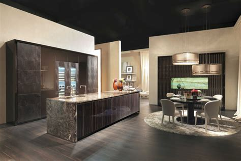 fendi kitchen design fendi casa ambiente cucina unveiled by colourliving 3726