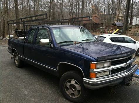 Sell Used 1994 Gmc Sierra 1500 In Andover, New Jersey