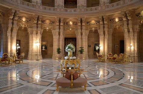 Dazzling Indian Palace Named Top Hotel In The World