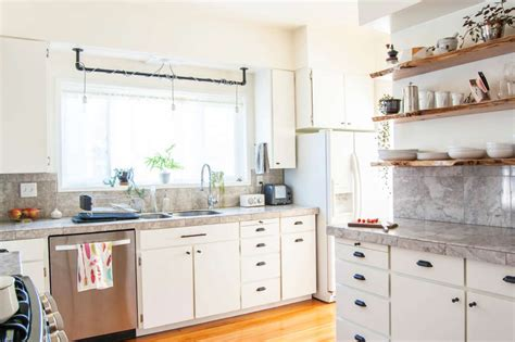 Here's How Hidden Cabinet Hacks Dramatically Increased My House Living Room Showcase White Washed Wood Furniture Pinterest Red Couch Decorating Ideas Purple Interior Inspiration Pictures Of Bookcases Tall Tables Architecture Design