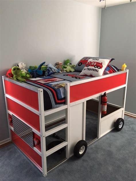 Ikea Kindermöbel Schadstoffe by Die 25 Besten Feuerwehrbett Ideen Auf