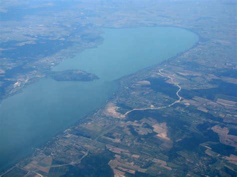 Revierinformation für Segler: Der Balaton /Plattensee