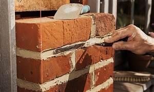 Prix D Un Sablage : comment monter un mur en brique ~ Edinachiropracticcenter.com Idées de Décoration