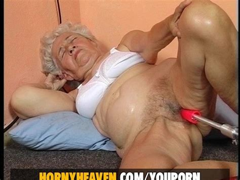 77 year old grandma scewed with fuckmachine free porn videos youporn