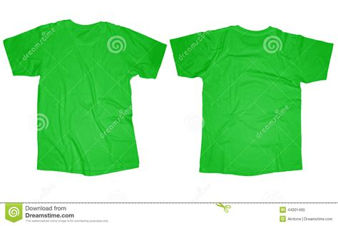 T Shirt Tshirt Green Light light green t shirt template stock image image of light