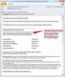 Western Union Gebühren Berechnen : was ben tigt empf nger um bei der westernunion geld entgegen zu nehmen bank ~ Themetempest.com Abrechnung
