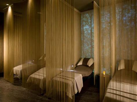 Exquisite Spa Interiors From The Edition Hotel In Istanbul