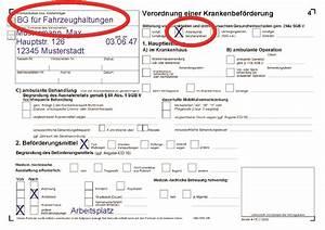 Rechnung Bei Krankenkasse Einreichen : taxi holl bef rderung bei einem arbeitsunfall ~ Themetempest.com Abrechnung