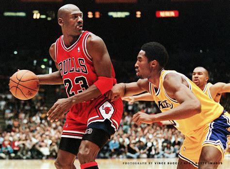 Michael Jordan Ten Times Better Than Kobe
