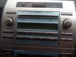 Installing A Connector For Ipod Or Aux Or Usb Player - Verso Club - Toyota Owners Club