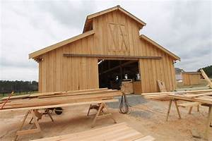 pole barns with living quarters by amish joy studio With amish pole barn builders indiana