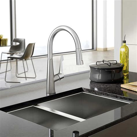 grohe essence kitchen faucet modern kitchen faucet 360 degree swivel valued