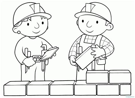 Coloring Pages Labor Day Coloring Pages For Kids