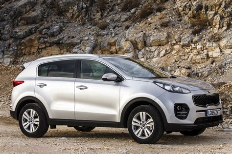 kia sportage kia sportage 2016 car review honest john