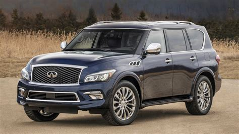 Infiniti Qx80 Wallpapers by 2015 Infiniti Qx80 Wallpapers And Hd Images Car Pixel