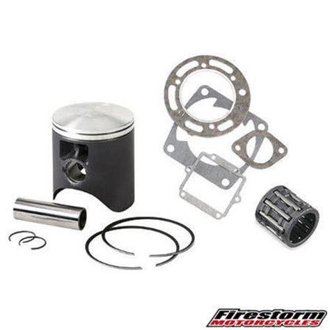 Suzuki Ts185 Parts by Suzuki Ts185 Er185 Top End Piston Gasket Kit Engine
