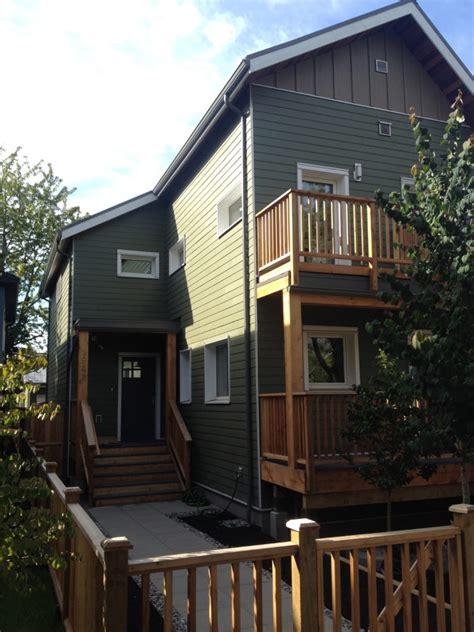 vancouver passive duplex passive house canada maison