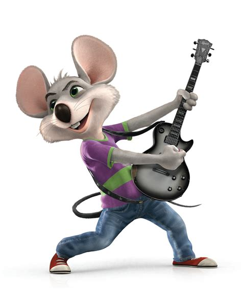 Our Crazy Little Life: Chuck E. Cheese's New Sound