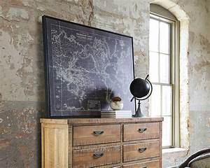 The Industrial Chic Office Design | Ashley Furniture HomeStore