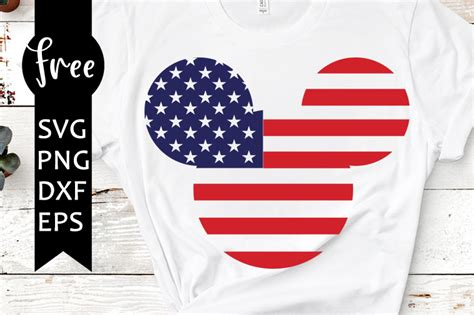 Mickey 4th july svg free, disney svg, 4th of july svg, instant download, silhouette cameo, shirt design, usa flag, free vector files 0890. Mickey 4th july svg free, disney svg, 4th of july svg ...