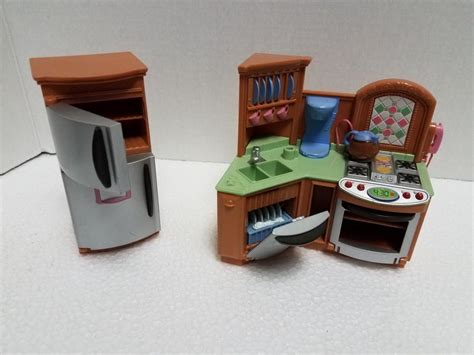 loving family kitchen furniture loving family sweet sounds dollhouse for sale classifieds