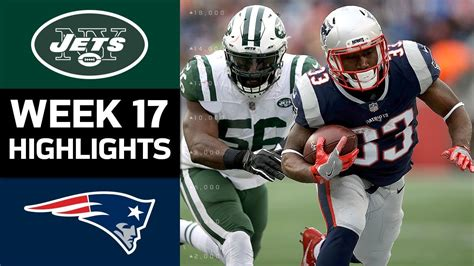 We facilitate you with every england free stream in stunning high definition. Jets vs. Patriots   NFL Week 17 Game Highlights - YouTube