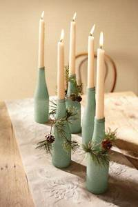 70 best candle ideas images on pinterest craft candle With what kind of paint to use on kitchen cabinets for vase candle holder centerpiece