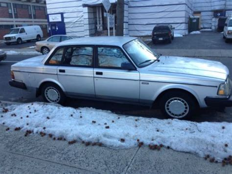 find used 1992 volvo 240 wagon 4 door in portsmouth new hshire united states for us 1 800 00