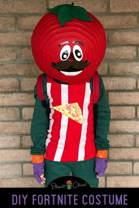 tomato head fortnite costume halloween