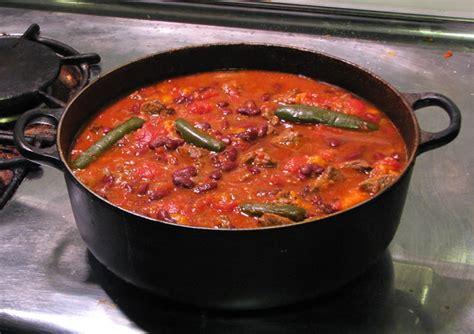 chili cuisine cuisine of the southwestern united states