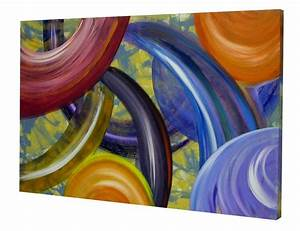 easy acrylic painting ideas   EASY ABSTRACT PAINTINGS ...