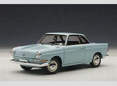 BMW 700 Coupe 118 Diecast Released autoevolution